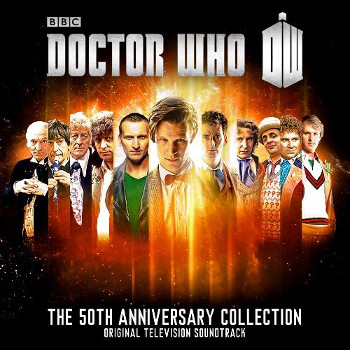 Doctor Who: 50th Anniversary  Collection, Original Television Soundtrack