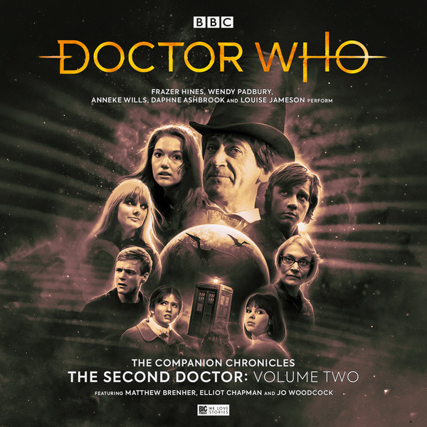 Doctor Who: The Second Doctor Adventures, 02