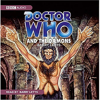 Doctor Who: The Daemons (CD, Target)
