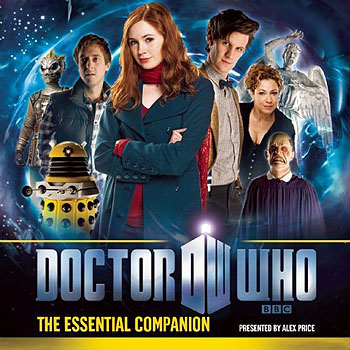 Doctor Who: The Essential Companion (CD)