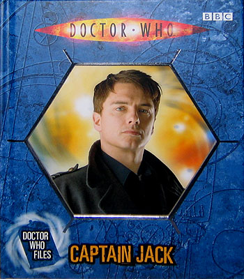 Doctor Who Files (10): Captain Jack