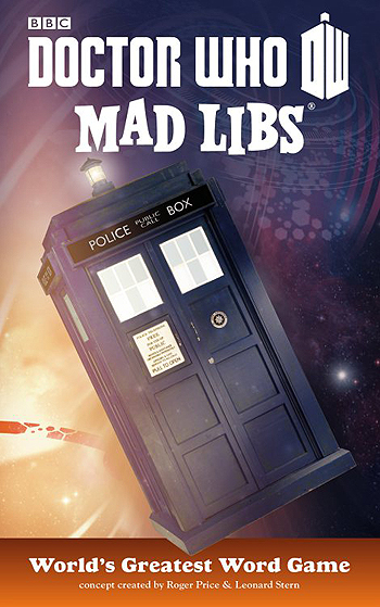 Doctor Who: Mad Libs