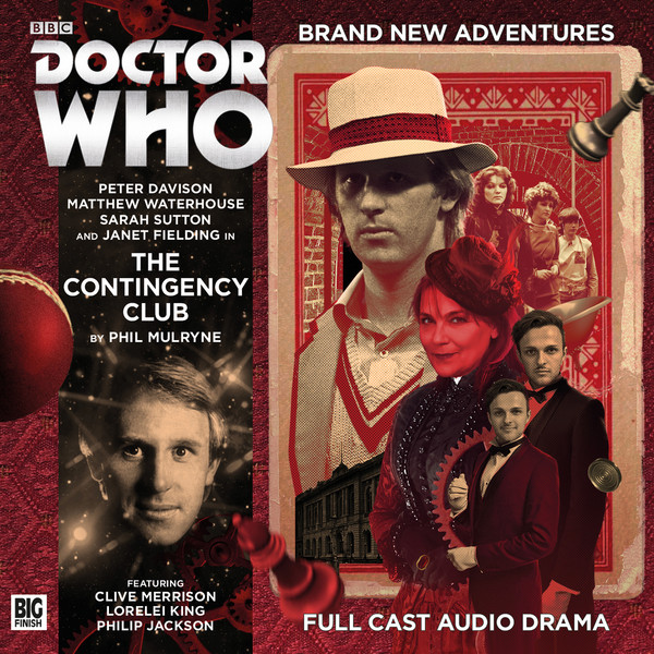 Doctor Who: 222. The Contingency Club