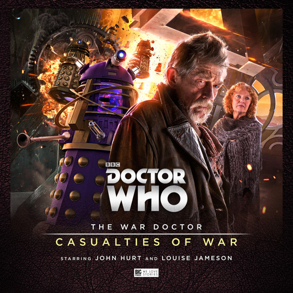 Doctor Who: The War Doctor 04, Casualties of War