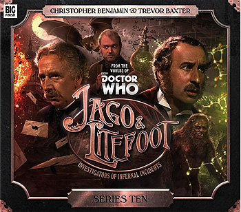 Jago and Litefoot: Series 10 Box Set