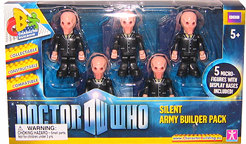 Silent Army Builder (5 Micro Figures)