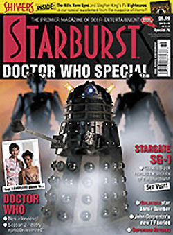 Starburst, Special 76: Doctor Who