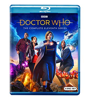 Blu-ray: Doctor Who Series 11 (Eleven)