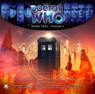 Doctor Who: Short Trips CD Volume 1