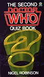 The 2nd Dr Who Quiz Book