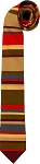 Doctor Who Fourth Doctor Scarf Necktie