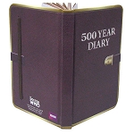 Doctor Who 500 Year Mini Diary