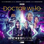 The Fifth Doctor Box Set: Wicked Sisters (CD Set)