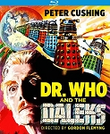 Dr. Who and the Daleks (Blu-Ray)