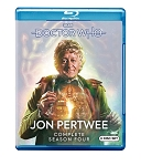 Blu-ray: Doctor Who Jon Pertwee, Season 4