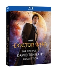 Blu-Ray: The Complete David Tennant Collection