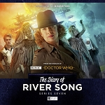 Doctor Who: The Diary of River Song, Series 7 (CD Set)
