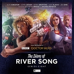 Doctor Who: The Diary of River Song, Series 8 (CD Set)