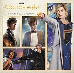 Mini Calendar: Doctor Who 2021 (16 Month) Calendar