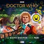 Doctor Who: The Sixth Doctor and Peri, Volume 1: The Headless Ones and Other Stories