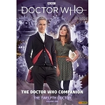 The Doctor Who Companion: Twelfth Doctor: Volume 1