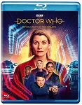 Blu-Ray: Doctor Who Revolution of the Daleks
