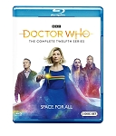 Blu-ray: Doctor Who Series 12 (Twelve)