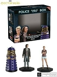 Eaglemoss Drama Series: 8th Doctor, Lucie Miller and Dalek