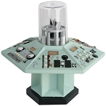 Eaglemoss First Doctor TARDIS Console