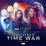 Gallifrey: Time War, Volume 3