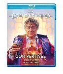Blu-ray: Doctor Who Jon Pertwee, Season 2 - PRE-ORDER