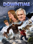 Lethbridge-Stewart: DOWNTIME: Child of the New World (Ltd. Ed. Hardcover)