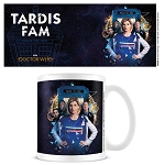 Doctor Who Mug: TARDIS Fam