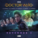 Doctor Who (8th Doctor): Ravenous, Set 3