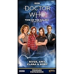 Doctor Who Time of the Daleks Boardgame Friends Expansion: River, Amy, Clara, and Rory