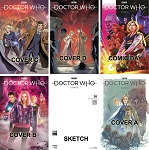 Titan Doctor Who Comic, Issue 1