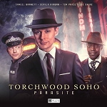 Torchwood Soho: Parasite (CD Set)