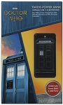 TARDIS Power Bank Battery Pack Charger (FameTek)