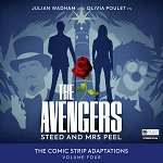The Avengers: The Comic Strip Adaptations, Volume 4