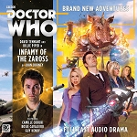 Tenth Doctor 2.1: Infamy of the Zaross