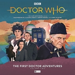 Doctor Who: The First Doctor Adventures, Volume 2 (CD Set)