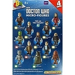 Doctor Who Micro Figure (Pack) Wave 4