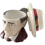 Ceramic 3D Mug: 7th Doctor