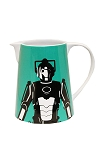 Doctor Who Jug: Cyberman