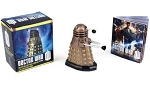 Dalek Collectible Figurine and Illustrated Book