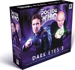 Doctor Who (8th Doctor): Dark Eyes 3 CD Set