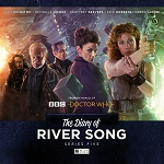 Doctor Who: The Diary of River Song, Series 5 (CD Set)