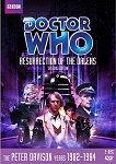 DVD 134: Resurrection of the Daleks (Special Edition)