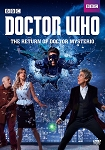 The Return of Doctor Mysterio: DVD