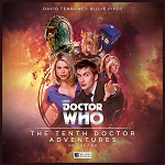 Doctor Who: The Tenth Doctor Adventures, Volume 2 (Ltd Ed. Set)